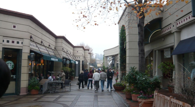 Walnut Creek: the Next Disneyland