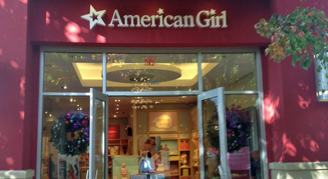 American Girl Store Comes to Stanford