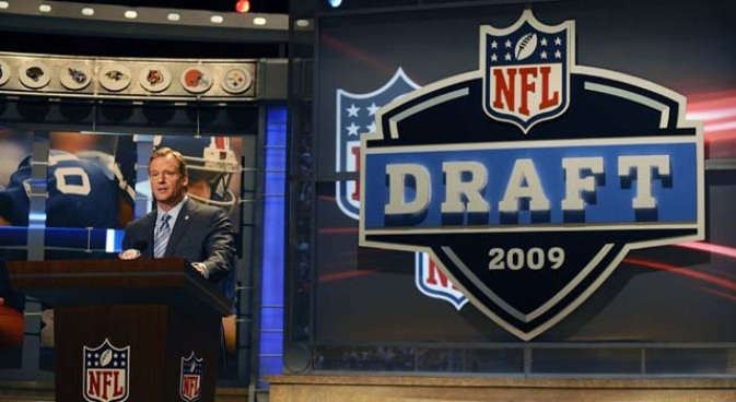 Longer NFL Draft Moves to Thursday Night