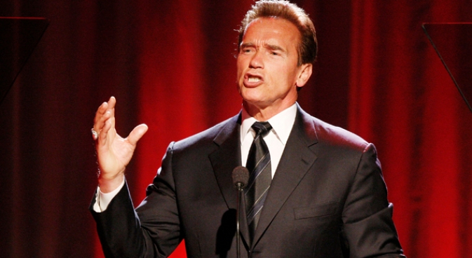 Schwarzenegger Tweets His Emergency Landing