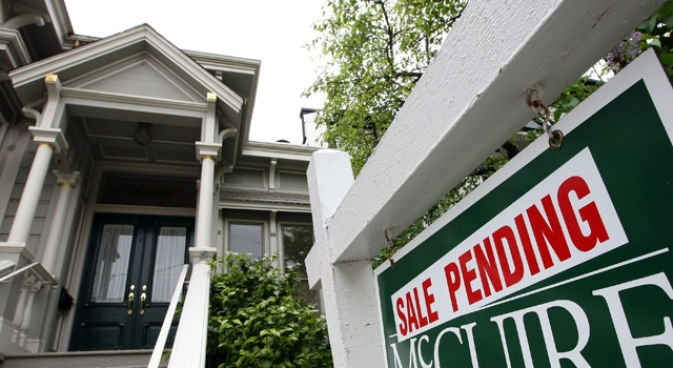 Finally, an Uptick in Bay Area's Housing Market