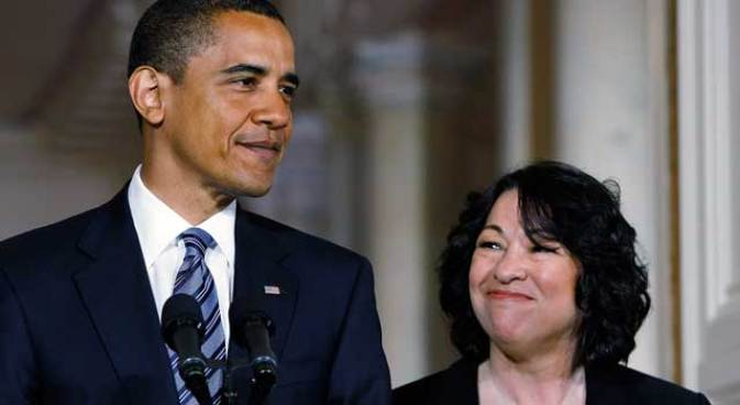 Next Time, Obama Can Go Way Left of Sotomayor