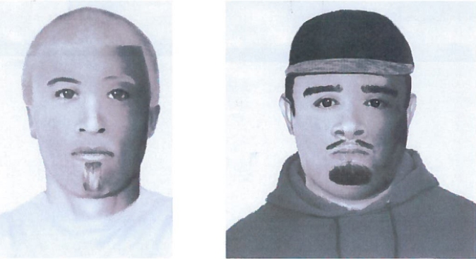 Brentwood Police Release Sketch in Shooting Spree