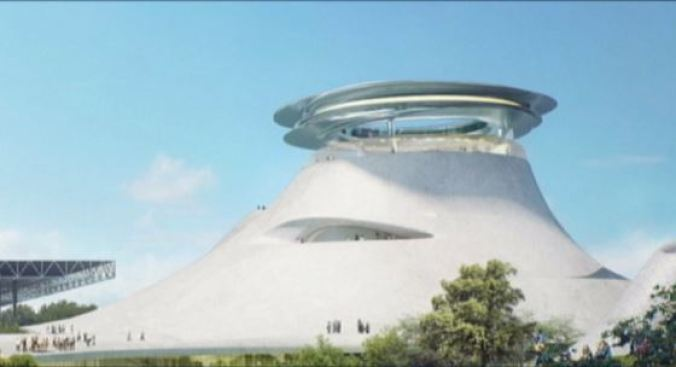 Oakland Mayor Woos George Lucas for Museum