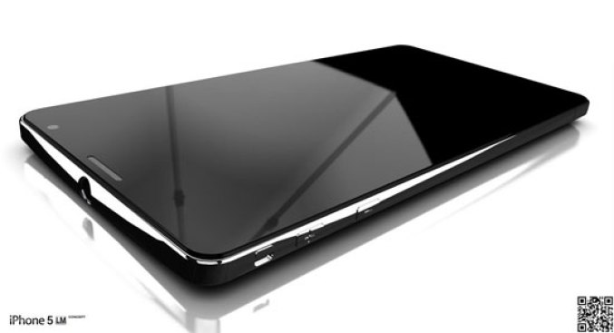 Concept: iPhone Made with Liquidmetal