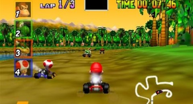 Wii Racing Goes Deeper Than Mario Kart