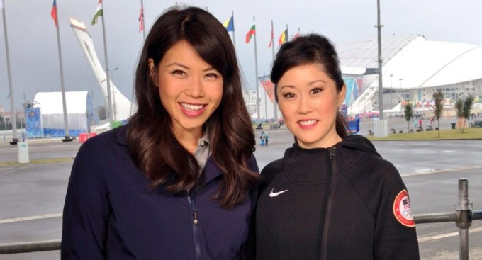 Janelle Wang's Sochi Blog: A Day in the Life