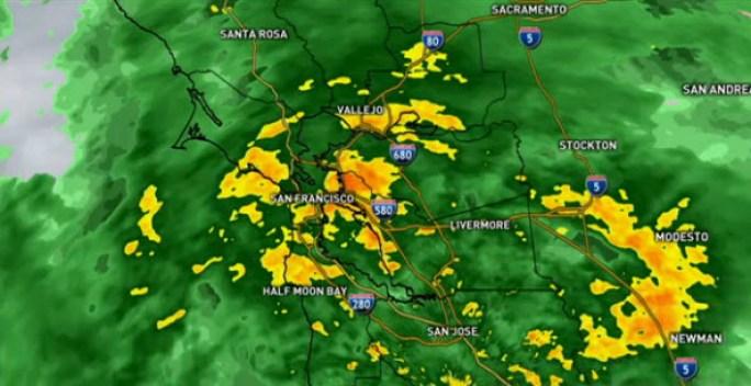 WATCH LIVE: NBC Bay Area Weather Radar