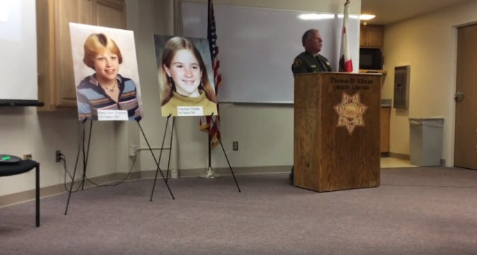 Mendocino County Sheriff Identifies Bodies Found in California Woods in 1978