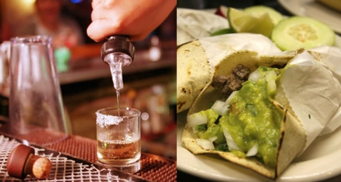Tequilas, Tacos Star in Mondo Traveling Fest