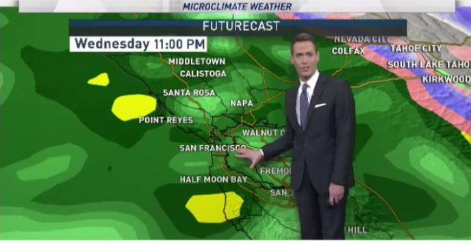 Jeff's Forecast: Rain Returns This Week