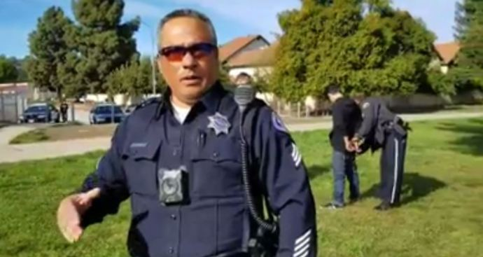 Video of 14-Year-Old Being Arrest Goes Viral, Puts San Jose Family at Odds with SJPD
