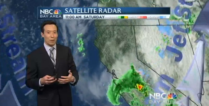 [BAY] Videocast: Unsettled Weather Continues