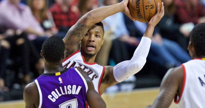 Lillard scored 32 in Blazers' win over Denver