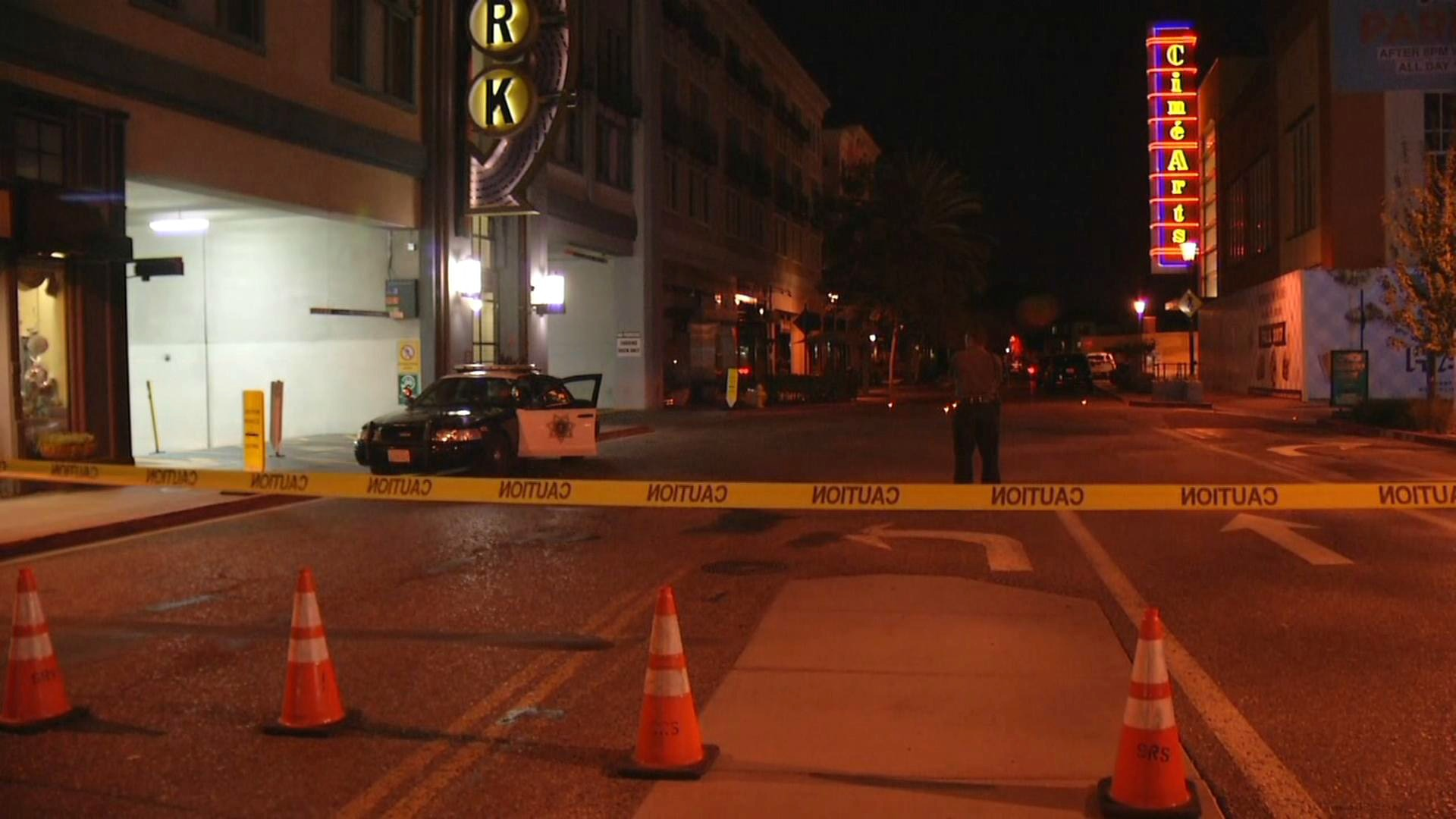 Shots Fired Inside Apartment at Santana Row in San Jose