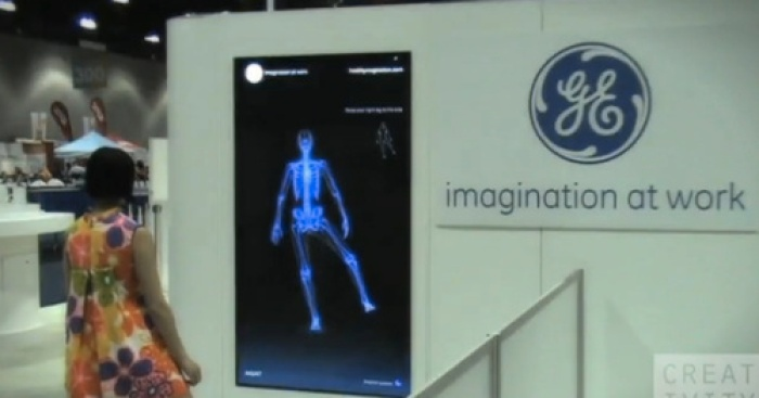 GE's Visible You Gives You a Live Glimpse Inside Your Body
