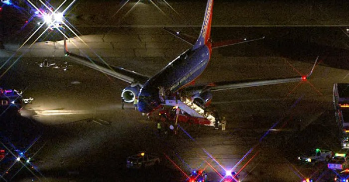 SF-Bound Southwest Flight from Arizona Makes Emergency Landing in Phoenix