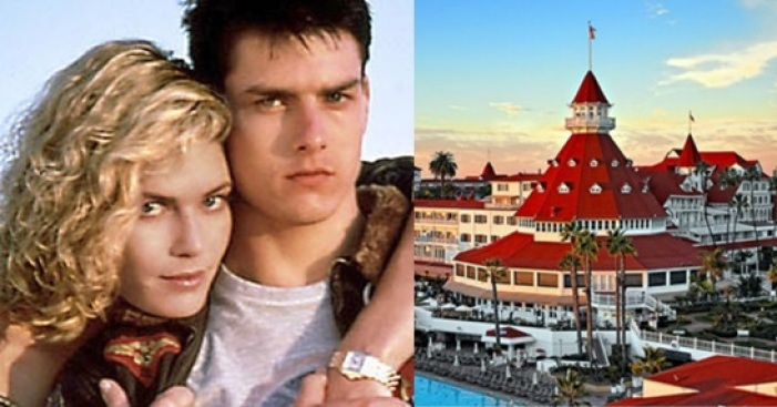 'Top Gun' Day at Hotel del Coronado