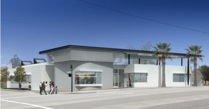 Rendering Reveal Redux: Ingleside Library is, in Fact, Square
