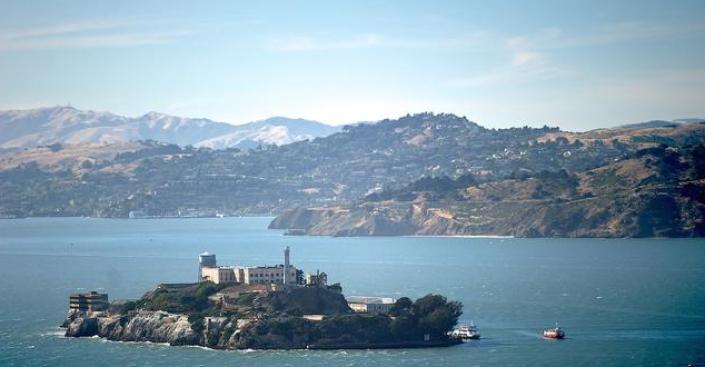 Body Found in Bay Between Angel and Alcatraz Islands