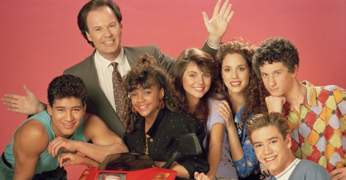 A 'Saved by the Bell' Reboot Is Coming