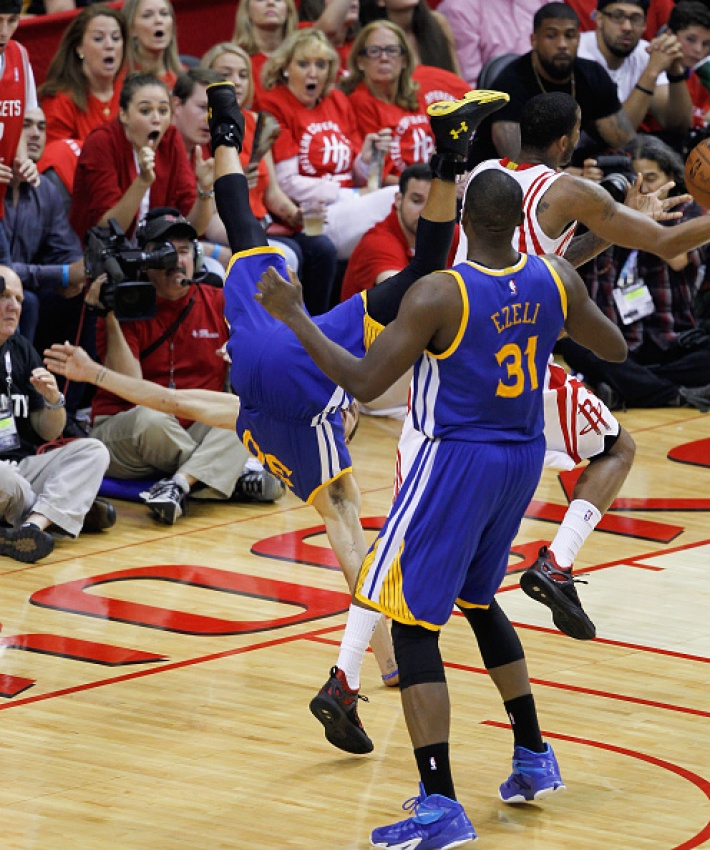Golden State Warriors 2015 Playoff Photos