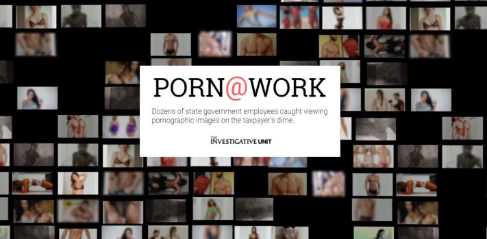 Porn at Work: State Workers Caught Viewing Explicit Images