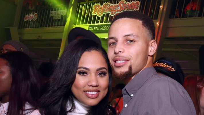 Curry, Warriors Hit 'Rolling Stone' Party After Big Win
