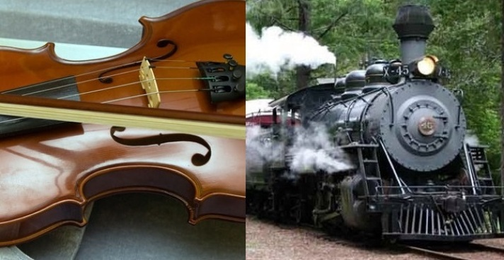 Tunes and Trains: A Nature-Nice Father's Day