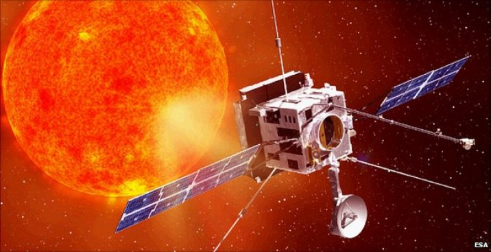 Europe Plots Mission to the Sun
