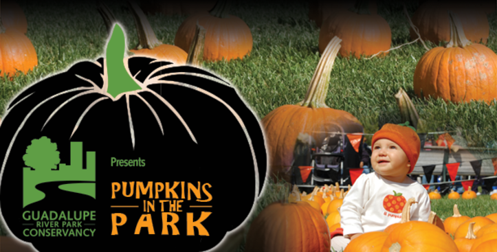 Guadalupe River Park Conservancy's Pumpkins in the Park 2015