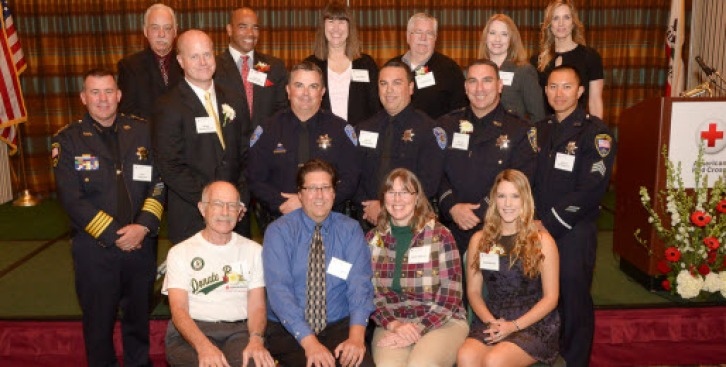 Alameda County Heroes Breakfast 2014