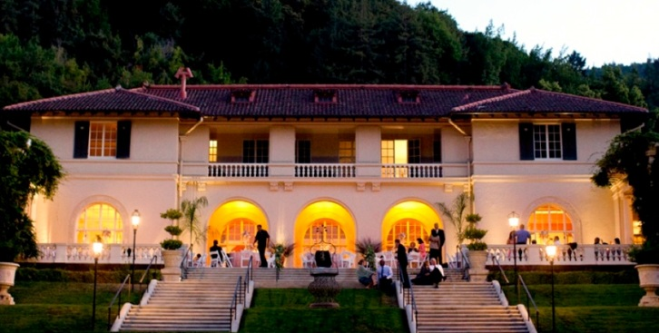 Villa Montalvo's First Annual Mad Hatter's Tea