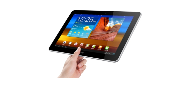 Samsung Targets iPad With New Tablet