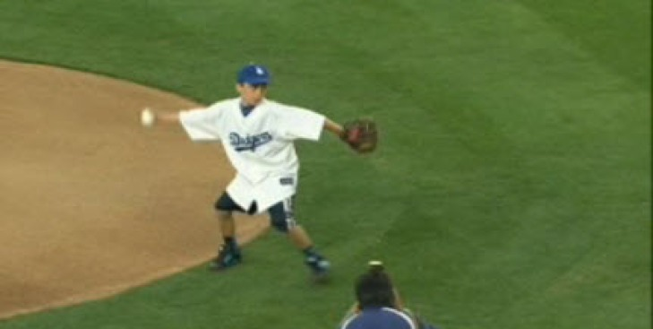 Bryan Stow to Benefit from Young Dodger Fans Viral Video
