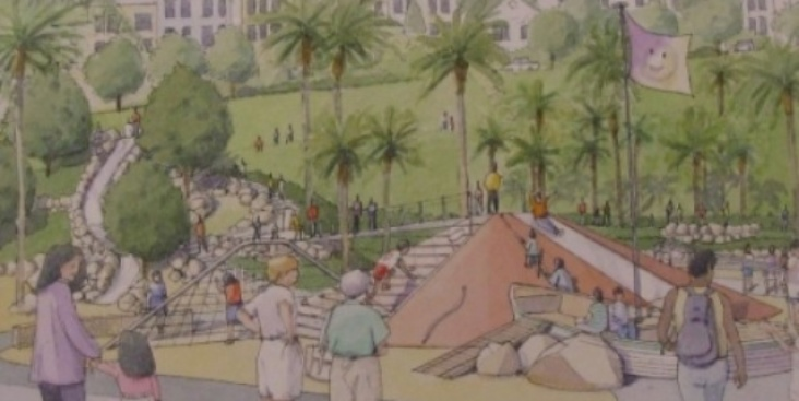 "Dolores Park Face Lift is a ""Dream"""
