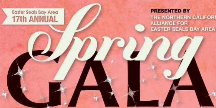 Easter Seals Bay Area 17th Annual Spring Gala Fundraiser