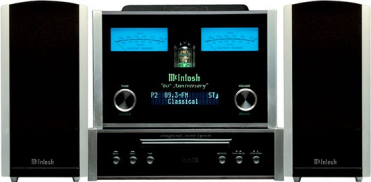 McIntosh Integrated Audio System is One Way to Spend $7,500