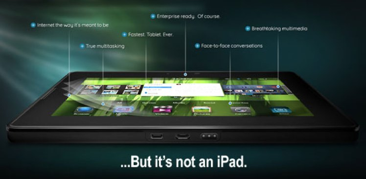 What Other Tablet Makers Get Wrong About the iPad