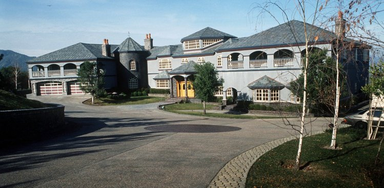 No Bids on Marin Megamansion at Tax Auction