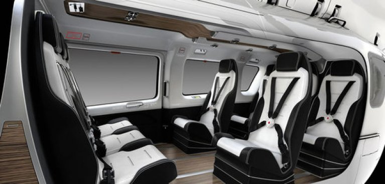 Mercedes Gets Into the Personal Helicopter Business