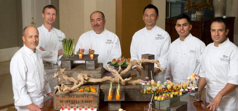 The Fairmont San Jose Easter Brunch and Spring Lunch Buffet