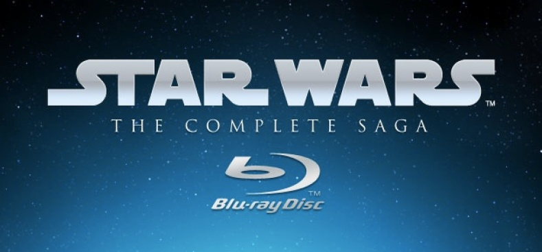 'Star Wars' to Hit Blu-Ray