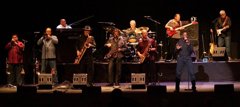 Tower of Power at San Jose Music in the Park