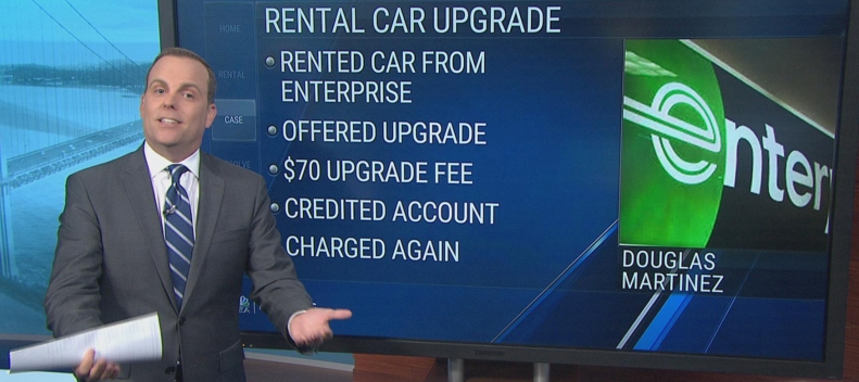 Martinez Man Says He Was Duped Into Upgrading Rental Car