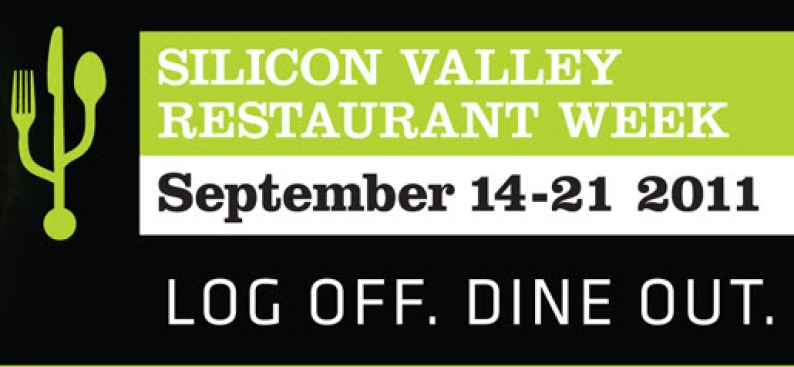 Silicon Valley Restaurant Week Begins