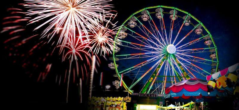 Celebrate the 4th of July at the Alameda County Fair!