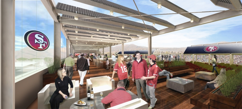 49ers Celebrate Anniversary of Stadium Vote
