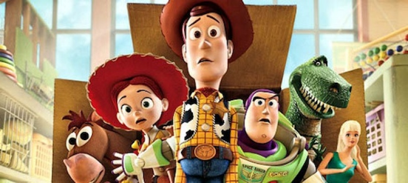 Rare Pixar Studios Video Tour Shows How Toy Story 3 Was Made