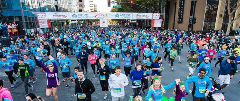 13th Annual Applied Materials Silicon Valley Turkey Trot